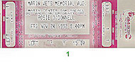 Rosie O'Donnell Vintage Ticket