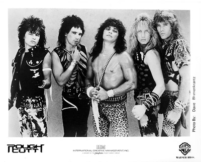 Rough Cutt Promo Print