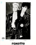 Roxette Promo Print