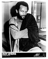 Roy Ayers Promo Print