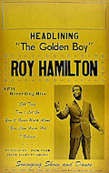 Roy Hamilton Poster