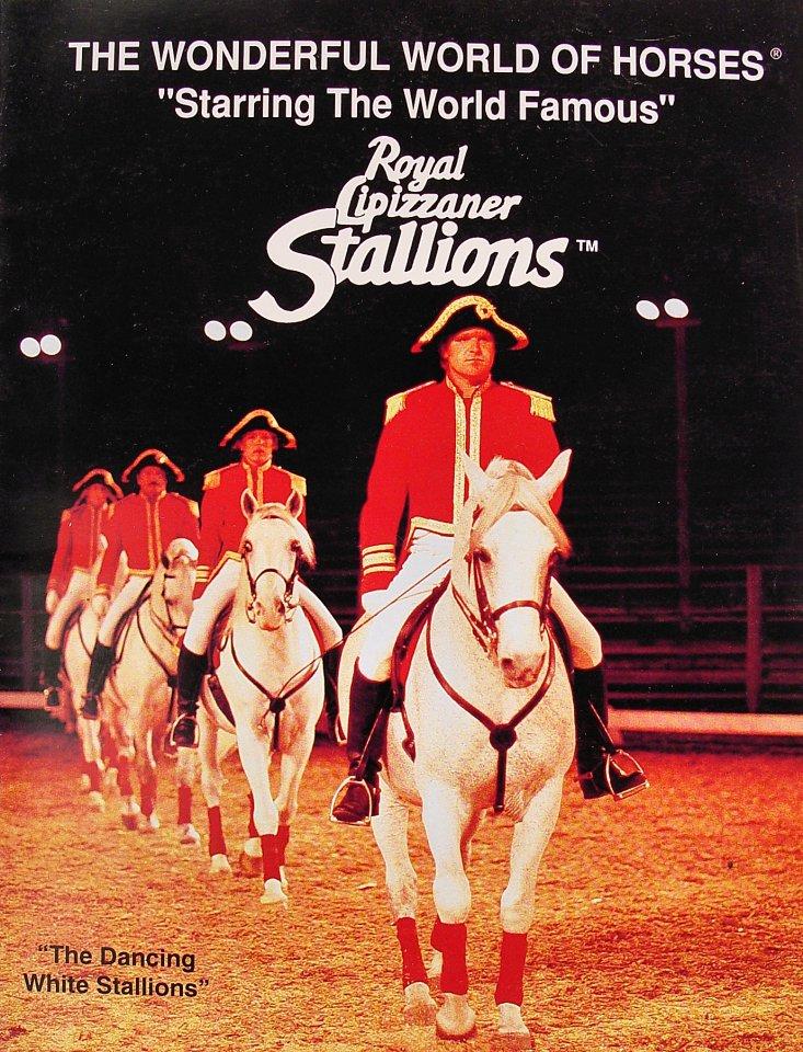 Royal Lipizzaner Stallions Program