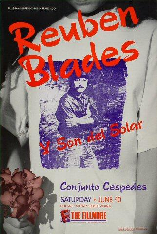 Ruben Blades Poster