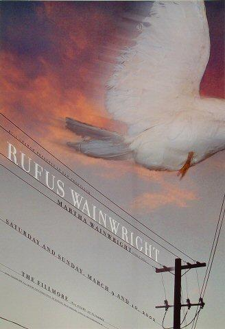 Rufus Wainwright Poster