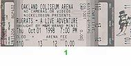 Rugrats 1990s Ticket