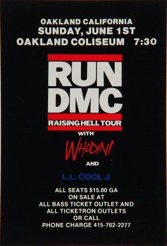 Run-D.M.C.Handbill