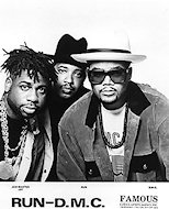 RUN-D.M.C. Promo Print