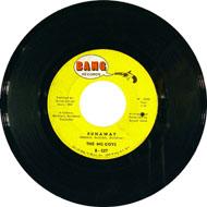 """Runaway Vinyl 7"""" (Used)"""