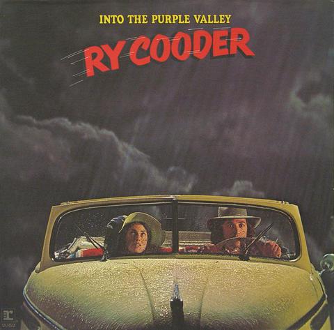 Ry Cooder Vinyl (Used)
