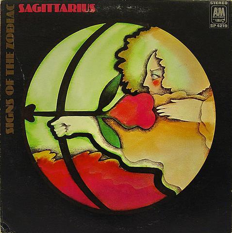 Sagittarius Vinyl (Used)
