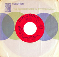 """Sally Had A Party Vinyl 7"""" (Used)"""