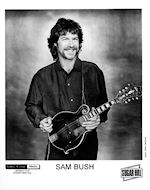 Sam Bush Promo Print