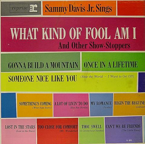 Sammy Davis Jr. Vinyl (Used)