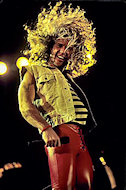 Sammy Hagar BG Archives Print