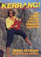 Sammy Hagar Magazine