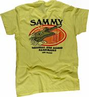 Sammy Hagar Men's Retro T-Shirt