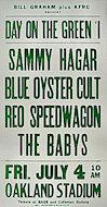 Sammy Hagar Poster