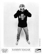 Sammy Hagar Promo Print