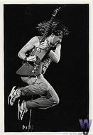 Sammy Hagar Vintage Print