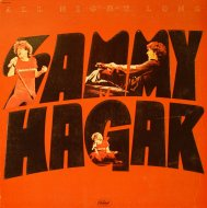 "Sammy Hagar Vinyl 12"" (Used)"