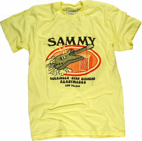 Sammy HagarWomen's Retro T-Shirt