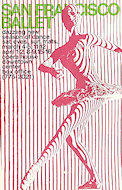 San Francisco Ballet Handbill