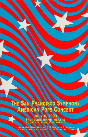 San Francisco Symphony Program
