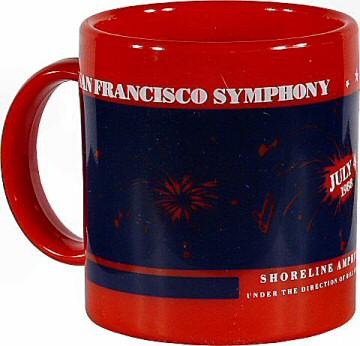 San Francisco SymphonyVintage Mug