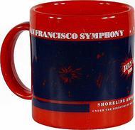 San Francisco Symphony Vintage Mug
