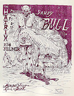 Dan Hicks Handbill