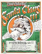 Santa Claus Handbill