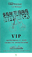 Jeff Beck Laminate