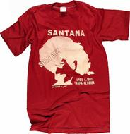Santana Men's Vintage T-Shirt