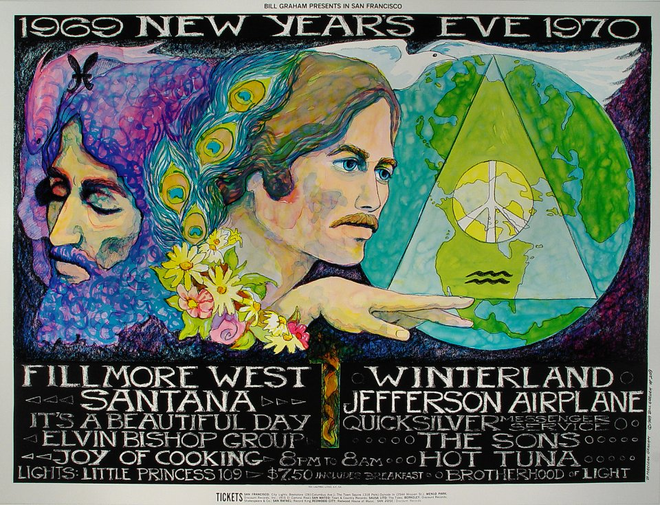 New Years Eve Poster 50% Off