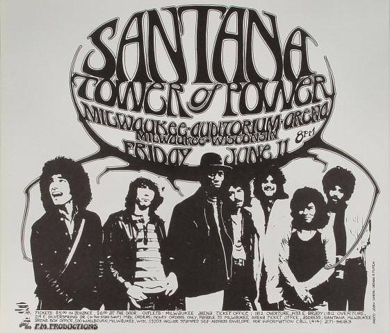 SantanaPoster