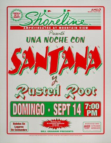 SantanaPoster