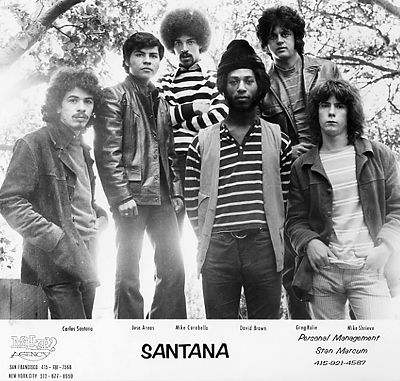 SantanaPromo Print