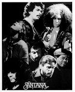 Santana Promo Print