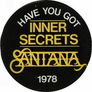 Santana Vintage Pin
