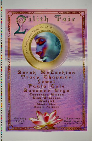 Sarah McLachlan Proof