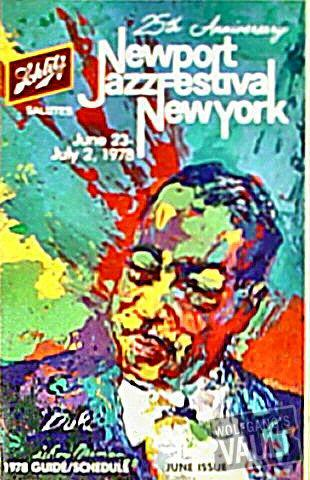 Count Basie & His New Orchestra Program
