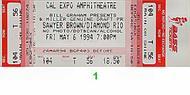Sawyer Brown 1990s Ticket