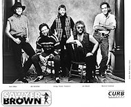 Sawyer Brown Promo Print