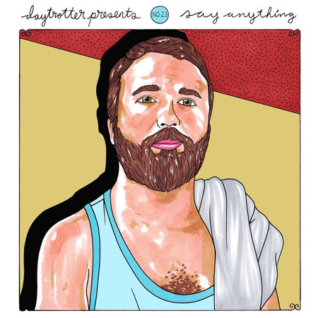 Say Anything / Matt Pryor Vinyl