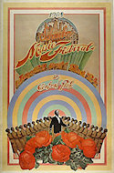 Schaefer Music Festival Poster