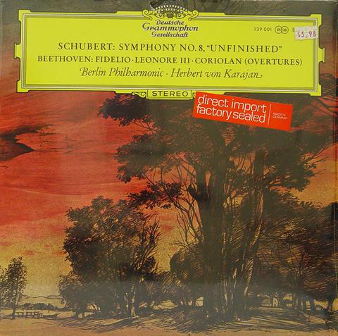 Schubert Vinyl (New)