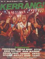 Scorpions Magazine