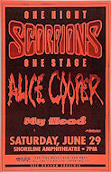 Scorpions Poster