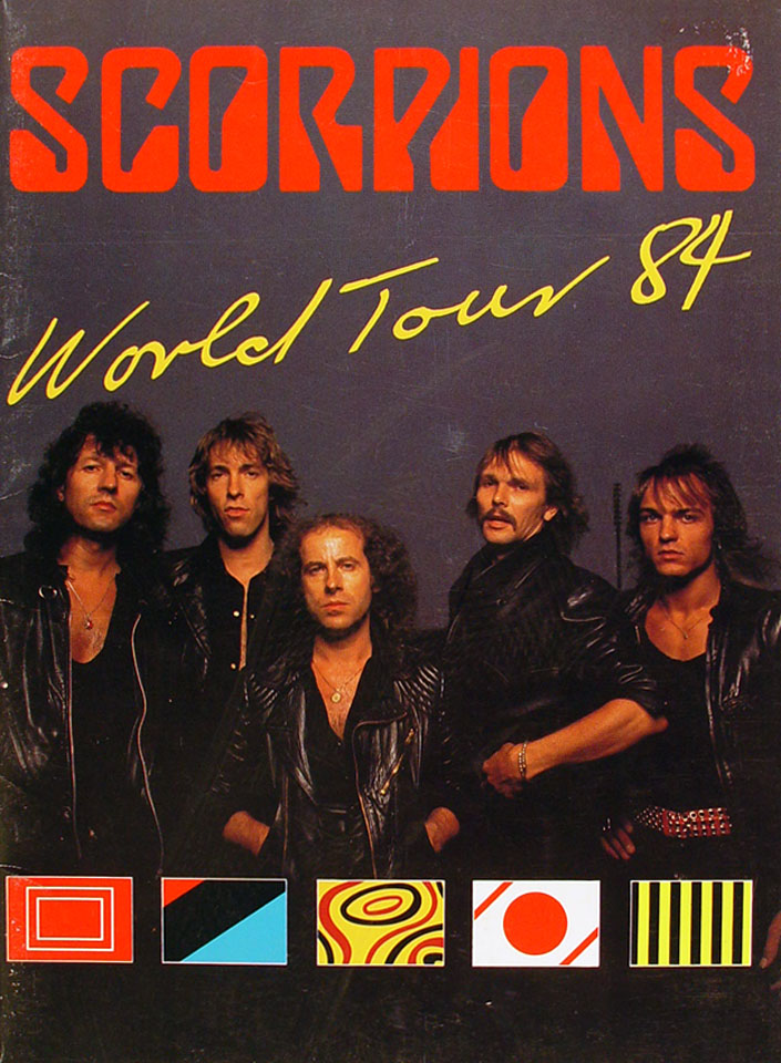 Scorpions Program