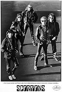Scorpions Promo Print
